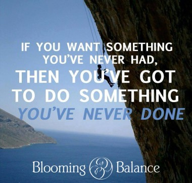 Something Never Done