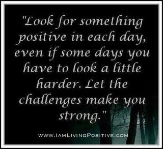 Positive in Each Day