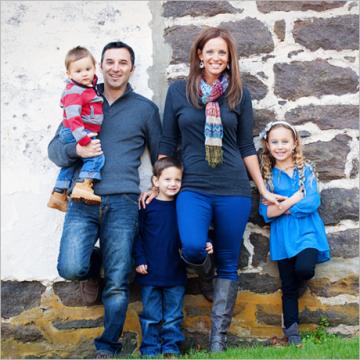 Hirsch Family 2015