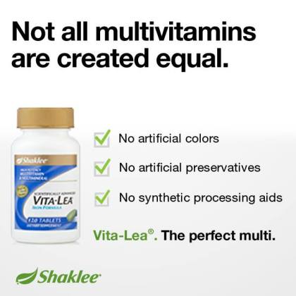 Not All Multivitamins Created Equal