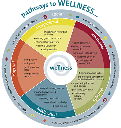 Holistic Model of Wellness
