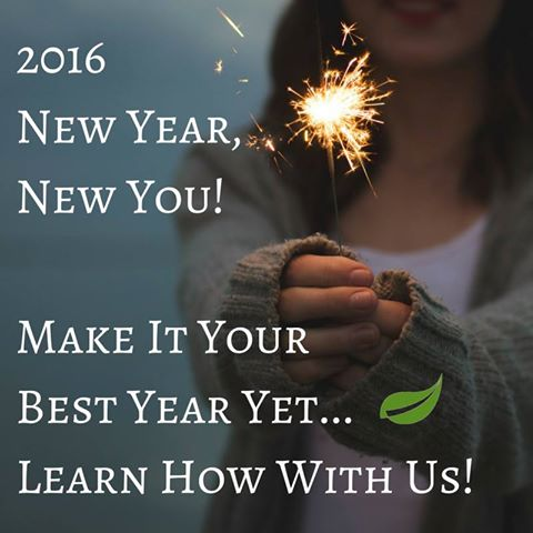 2016 New Year New You - Learn How with Us